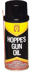 Hoppes Lubricating Oil 4oz