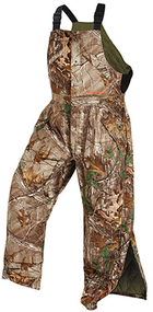 Arctic Shield Classic Elite Bibs Realtree Xtra Camo Large