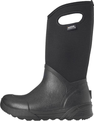 BOGS Bozeman Tall Boots Black Size 8 - 1 Pair Boots