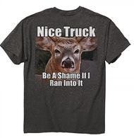 Buck Wear Nice Truck Short Sleeve T-Shirt Large