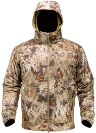 Kryptek Aegis Extreme Men's Jacket Highlander Camo Large