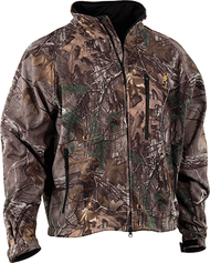 Browning Wasatch Soft Shell Men's Jacket Breakup Country Camo Medium