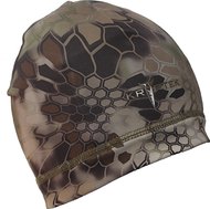 Kryptek Debossed Reversible Beanie Hat Highlander Camo