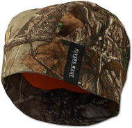 Rivers West Reversible Skull Cap Camo/Blaze Realtree Xtra Camo OSFM