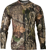 Browning Vapor Max Men's Long Sleeve Shirt Breakup Country Camo Medium