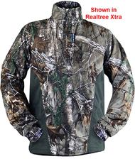 Rivers West Isolation Men's Pullover Fleece Mossy Oak Country Camo Medium