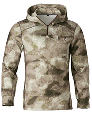 Browning Hells Caynon Speed Trailhead Men's Hoodie Sweatshirt A Tacs AU Camo Medium