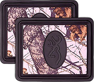 SPG Browning Back Seat Floor Mat Mossy Breakup Pink Camo - 1 Pair