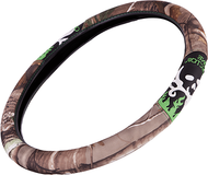 SPG Bone Collector 2-Grip Steering Wheel Cover Realtree All Purpose Camo