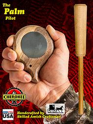 Cherokee Palm Pilot Pot Call Turkey Call