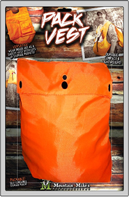 Mountain Mikes Meat/Safety Pack Vest