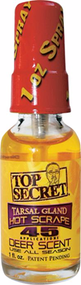 Top Secret Tarsal Gland Hot Scrape Deer Scent 1oz