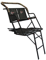 X-Stand The Outback 16' Two Man Ladder Stand Treestand