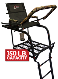 X-Stand The General 22' Two Man Ladder Stand Treestand