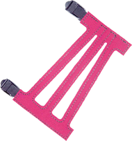 "Neet Youth 5-1/2"" Ventilated Pink Armguard"