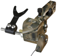 Pro Drop Rest Mathews Lost Camo Left Hand