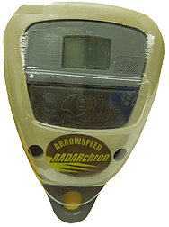 Arrowspeed Radar Chronograph