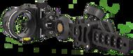 Armortech HD Pro 5 Pin Sight .019 Black