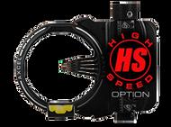 Armortech HS 5 Pin Sight .019 Black