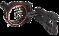 Eco 5 Pin .029 Sight Black w/Light & Level