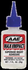 AAE Max Impact Insert Glue .7oz