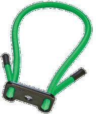 Bohning Cinch Wrist Sling Neon Green
