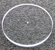 Classic Plano-Convex Mag 6X Lens .010 Drilled