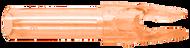Eastman Launch Pad Precision Nock Orange - 100 Pieces