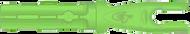 Gold Tip Accu Tough Nock Flo Green .204 - 1 Dozen