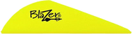 "Bohning Blazer Vanes 2"" Neon Yellow - 100 Pieces"
