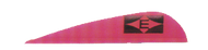 Easton Diamond Vanes 380 Hot Pink - 100 Pieces