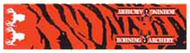 Bohning Blazer Carbon Wrap Red Tiger - 1 Dozen