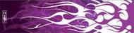 "Bohning Blazer Wrap 4"" Purple Flame HD - 12 Pieces"