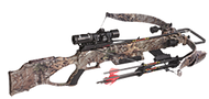 Excalibur 2015 Matrix 380 Xtra CRT Crossbow Litestuff Package Realtree Camo
