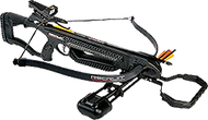 Barnett 2015 Recruit Recurve Crossbow Package w/Red Dot Scope