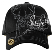 Buck Wear Smoke'em Baseball Cap