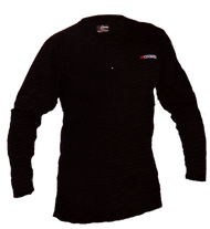 Arctic Shield XSystem Lightweight Crew Neck Shirt Black XLarge
