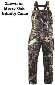 Rivers West Ambush Bibs Realtree Xtra Medium