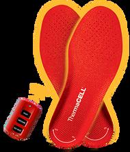 Pro Flex Heated Insoles 2Xlarge (11.5 - 13) - 1 Pair