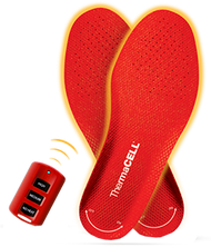 Pro Flex Heated Insoles Xlarge (9.5 - 11) - 1 Pair