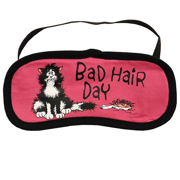 Bad Hair Day Sleep Mask Treasures Of The Rockies