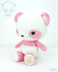 Panda Stuffed Animal Plush Toy - Paris Pink