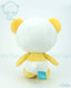 Panda Stuffed Animal Plush Toy - Sunshine Yellow