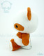 Panda Stuffed Animal Plush Toy - Rusty Hazelnut