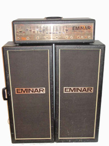 Eminar PA Public Address System All Valve Made in Australia