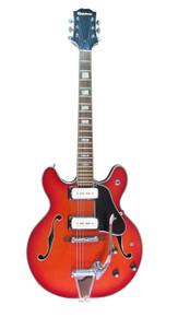 Epiphone Riviera Japanese made Guitar