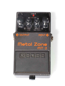 Boss MT2 Metalzone pedal BOSSMT2