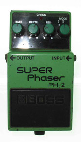 Boss PH2 Phaser Pedal Black label Japan