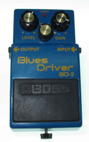 Boss Blues Driver