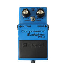Boss CS1 Compression Sustainer Long Dash